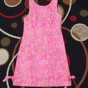 Lilly Pulitzer 00 dress OBO